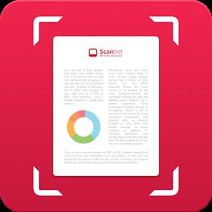 App scanbot pdf document scanner apk for windows phone for Document viewer pdf apk
