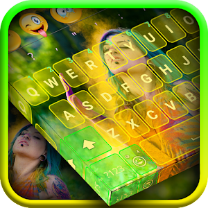 Download Colorful Sexy Girl Keyboard For PC Windows and Mac