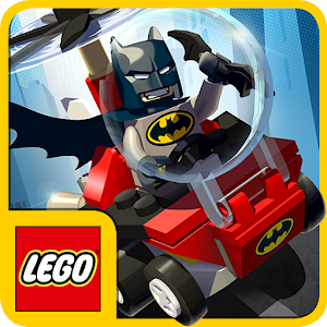 LEGO® DC Mighty Micros - free Batman™ racing game Icon