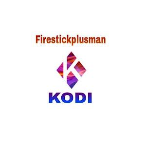 Cover art Firestickplusman Kodi