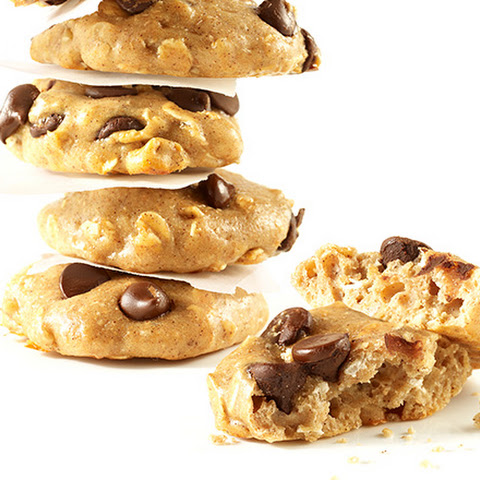 High-Protein Chocolate Chip Cookies
