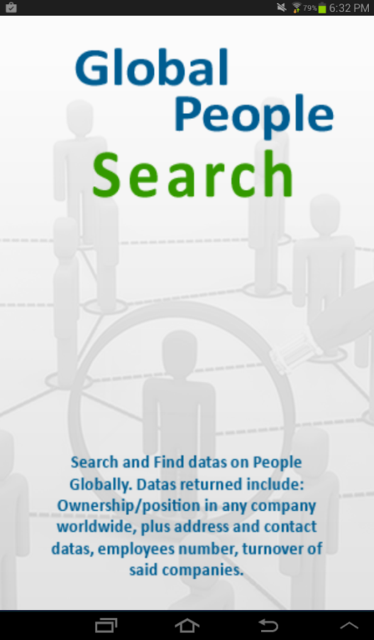 Global People Search Screenshot 4