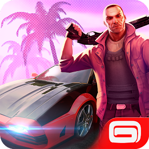 Gangstar Vegas - mafia game Icon