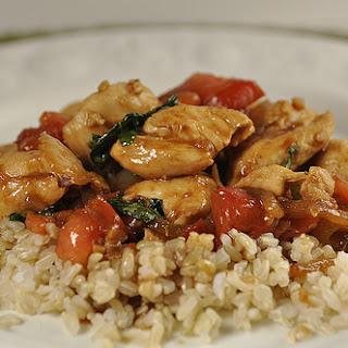Fresh Tomato Thai Basil Recipes