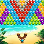 Bubble Beach Bird Rescue Icon