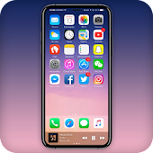 Theme - Launcher For iPhone 8 APK for Nokia