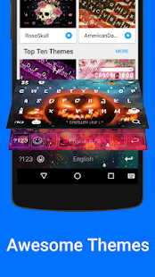 Free Emoji Keyboard-Smiley Emoticon APK for Windows 8