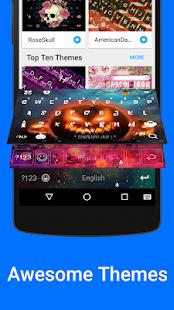 Free Kika Emoji Keyboard Pro + GIFs APK for Windows 8