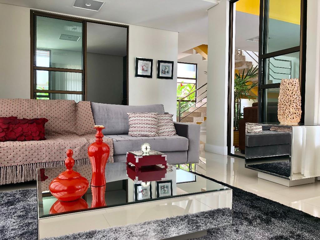 Casa residencial à venda em Condomínio Fechado, Altiplano Cabo Branco, João Pessoa.