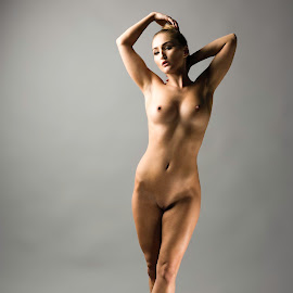 © Rampix Photography by Riaan Www.rampix.co.uk - Nudes & Boudoir Artistic Nude ( rachelle summers, shoes, nude, rampix photography, fine art, @rampix_mk, ballet, dance, #rampix )