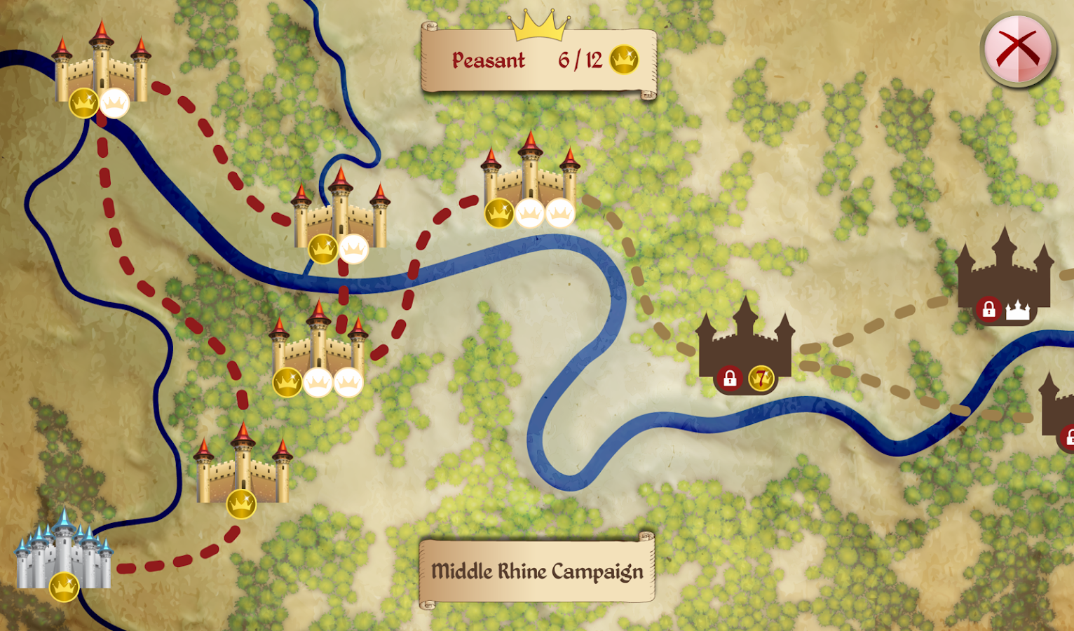 Castles of Mad King Ludwig Screenshot 4