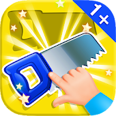 Baby Puzzles. Garden Tools APK for Nokia