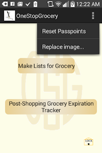 One Stop Grocery - screenshot