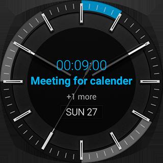 CalendarWatchface For PC