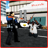 Game Police vs Bank Robbers apk for kindle fire