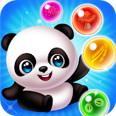 Download Witch Panda Pop: Bubble Mania APK to PC