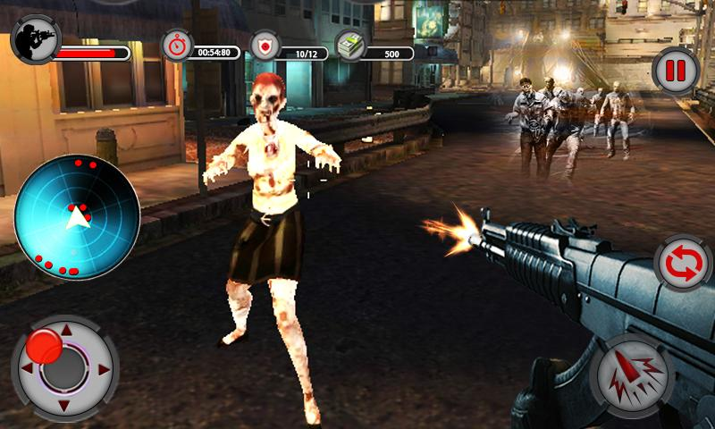 Zombie Kill Target Screenshot 5