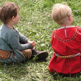 by Sue Rickhuss - Babies & Children Children Candids