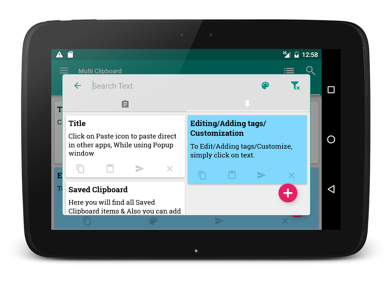 Free Multi Clipboard Manager Screenshot 15