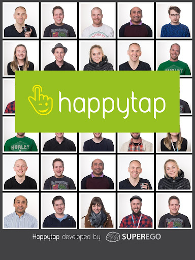 Happytap - screenshot