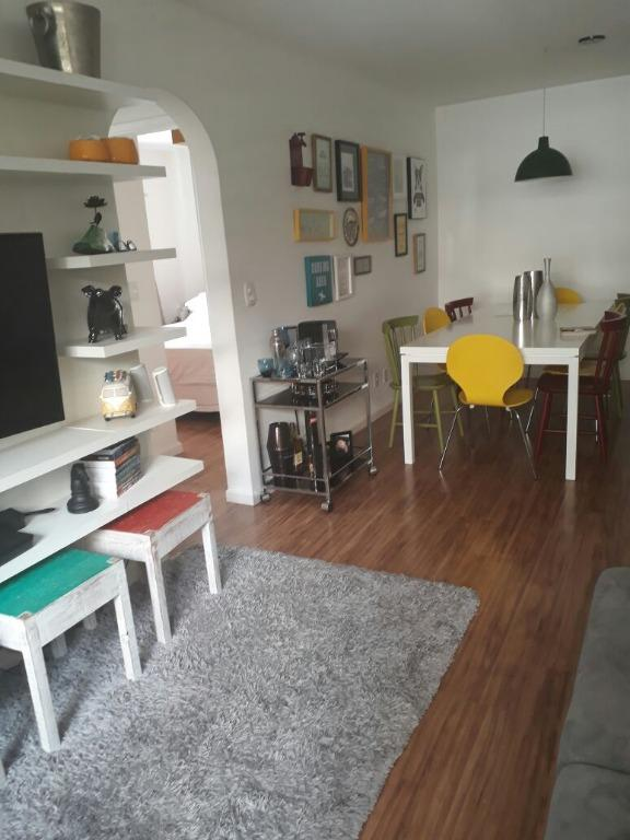Apartamento residencial para venda e locação, Moema, São Pau...
