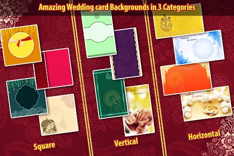 Wedding Card Maker Screenshot Thumbnail