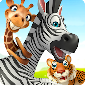 Game My Wild Pet: Online Animal 3D apk for kindle fire