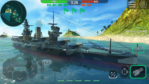 Warships Universe: Naval Battle For PC