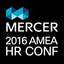 Mercer 2016 AMEA HR Conference