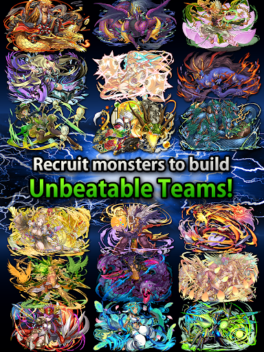 Puzzle & Dragons screenshot 10