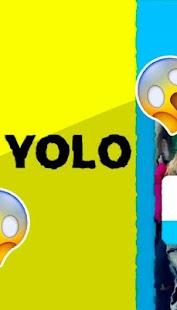 YOLO: Q&A Anonymous Advice!