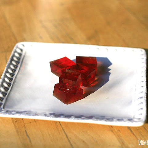 Homemade Juice Jello