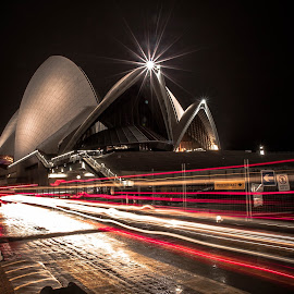 Sydney Opera House by Jimmy Kohar - Buildings & Architecture Architectural Detail (  )