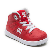 DC Toddler Rebound Trainer HIGH TOP
