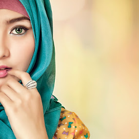 Hijaber's by Jeffry Elferialdy - People Portraits of Women