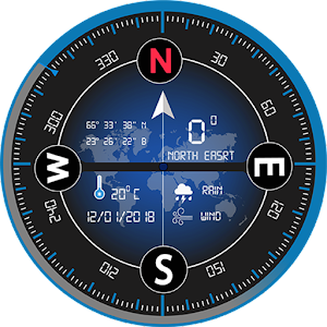 Digital Compass for Android For PC / Windows 7/8/10 / Mac – Free Download