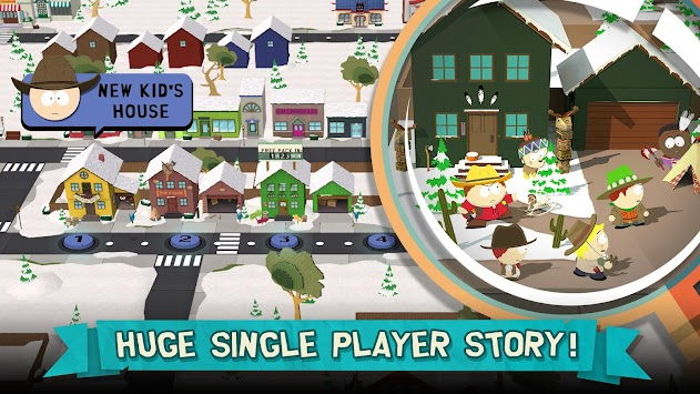 South Park: Phone Destroyer™ (Unreleased) APK screenshot thumbnail 2