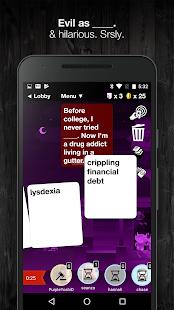 Evil Apples: A Dirty Card Game APK baixar