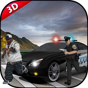 Police Drive: Car Simulation