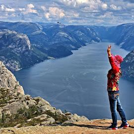 by Roar Randeberg - Landscapes Mountains & Hills (  )