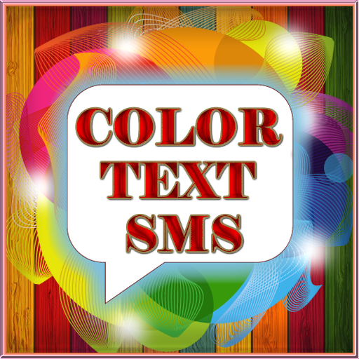 Color text sms+whatsapp sms