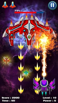 Galaxy Attack: Alien Shooter APK screenshot thumbnail 7