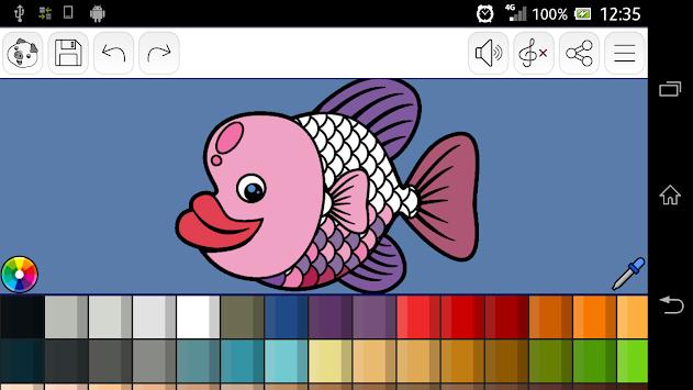 Animals Coloring Book HD APK 112