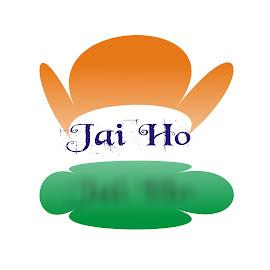 Jai Ho by Soumitri Shankar - Illustration Abstract & Patterns ( abstract art, tricolor, india, lord, ganesha )