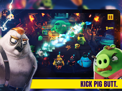 Game Angry Birds Evolution apk for kindle fire