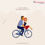 Love makes the world a beautiful place. Find yours with VivahCreations! Register now