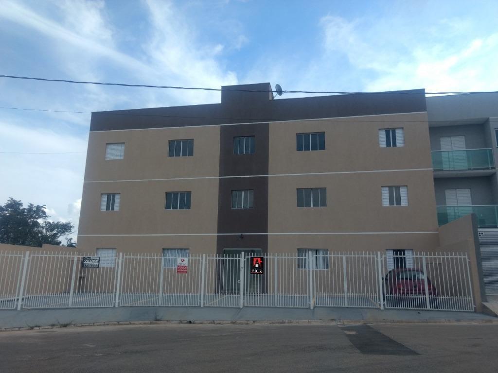 Apartamento NOVO Com 2 Dormitórios à Venda, 57 m² Por R$ 160.000 - Villa Toscana - Bragança Paulista/SP ** ENCAIXA NO  PMCMV **