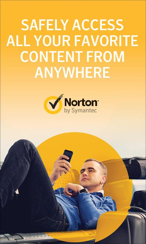 Norton WiFi Privacy Secure VPN Screenshot 0