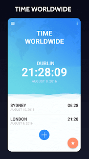 Time in Dublin, Ireland - screenshot