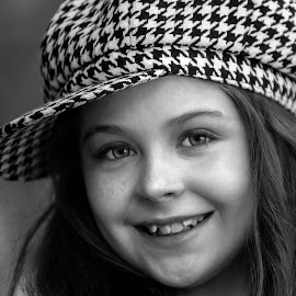 Tons of Smiles by Sylvester Fourroux - Black & White Portraits & People